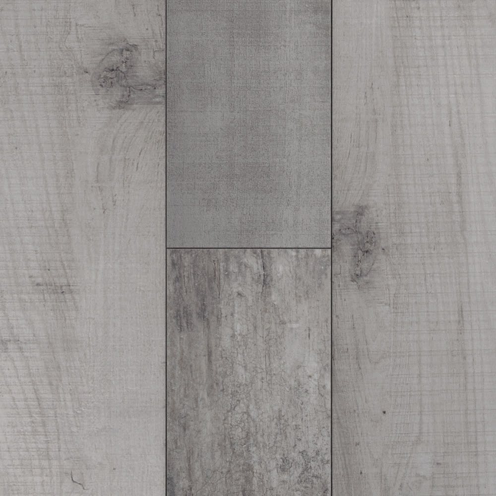 48 in. x 8 in. Metro Concrete Oak Porcelain Tile