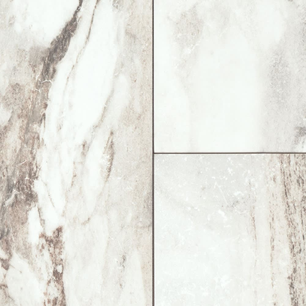 24 in. x 12 in. Costa Bella Marble Porcelain Tile