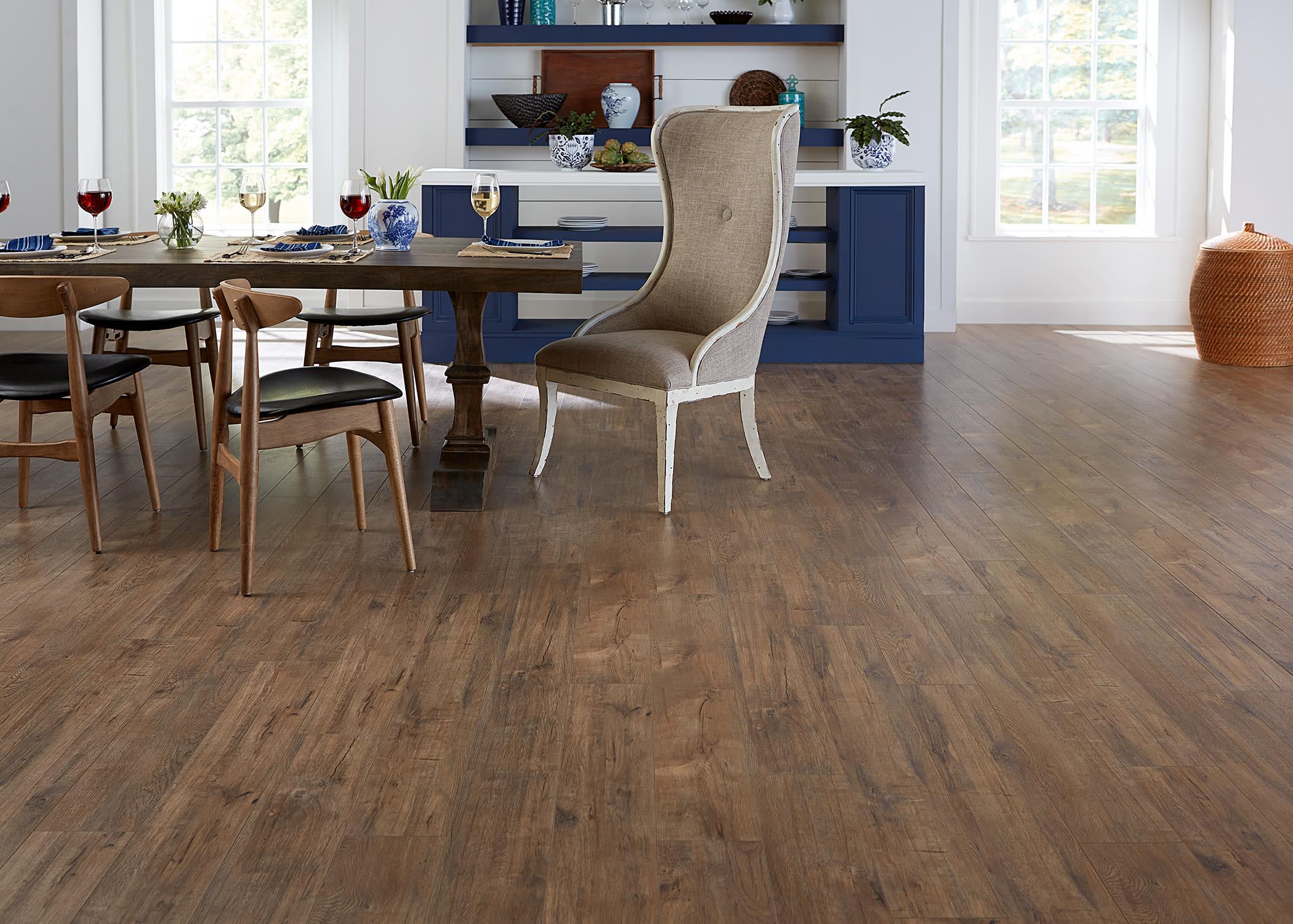 Dream Home Copper Sands Oak Laminate
