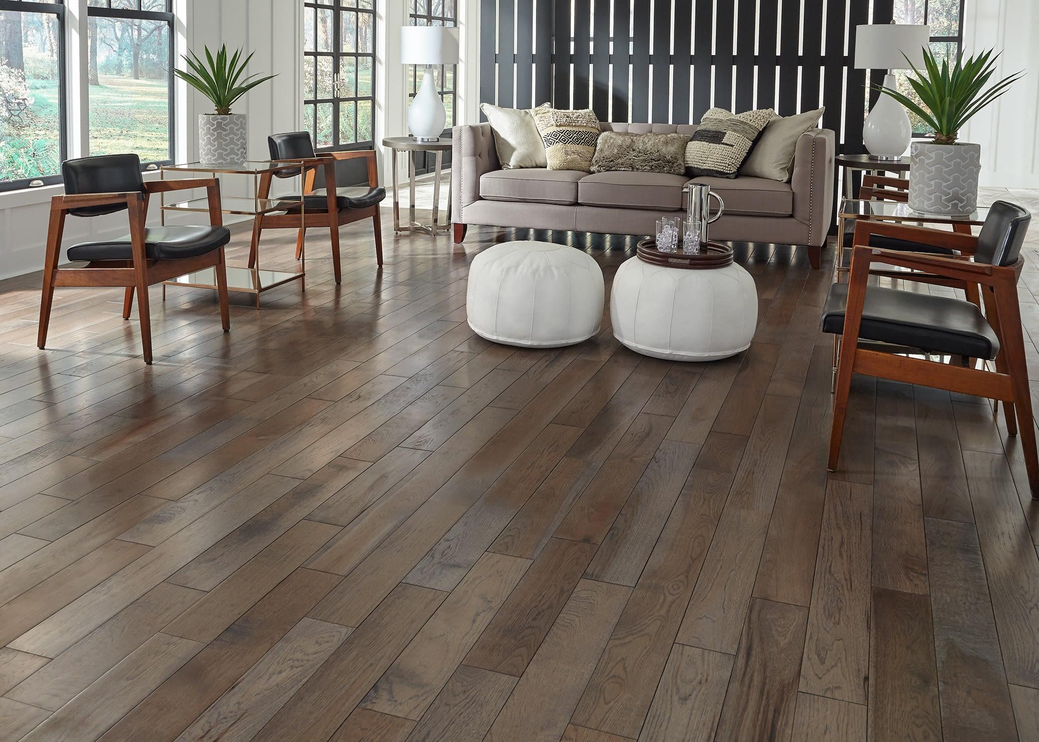 Bellawood Haversham Hickory Solid Hardwood