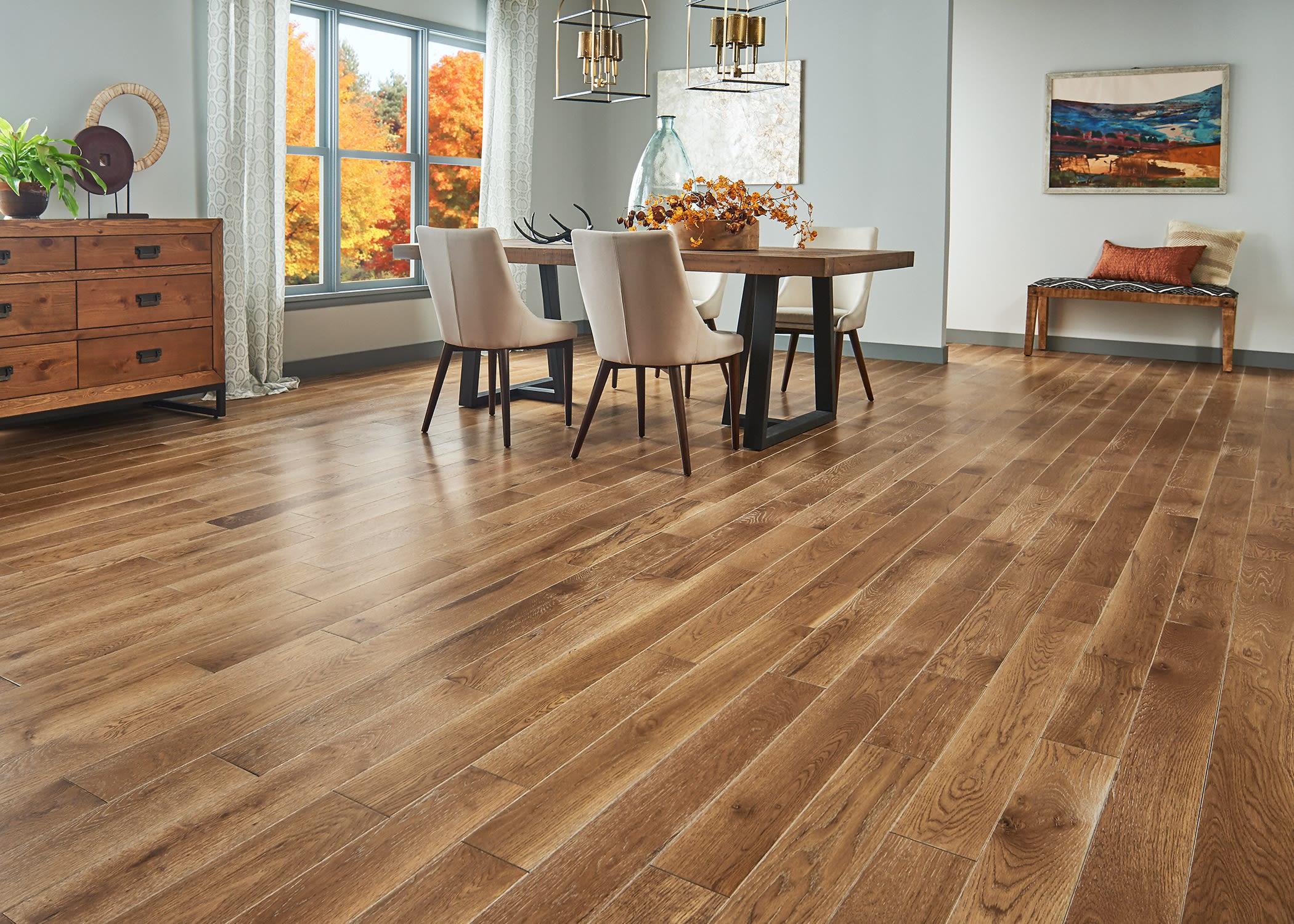 Bellawood Falmouth Oak Solid Hardwood