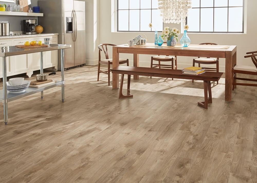 Tranquility Ultra 5mm Riverwalk Oak Luxury Vinyl Plank Flooring