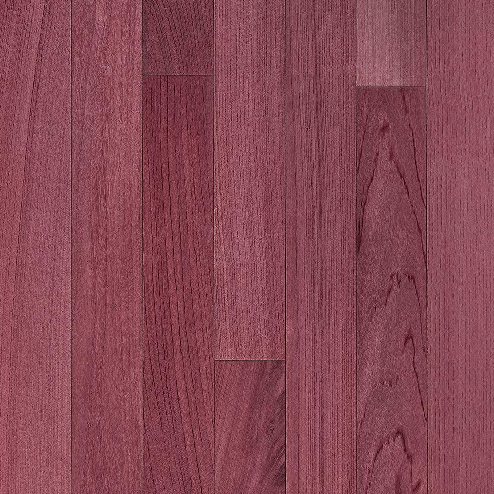 3/4 in. x 3 1/4 in. Select Purple Heart Solid Hardwood Flooring