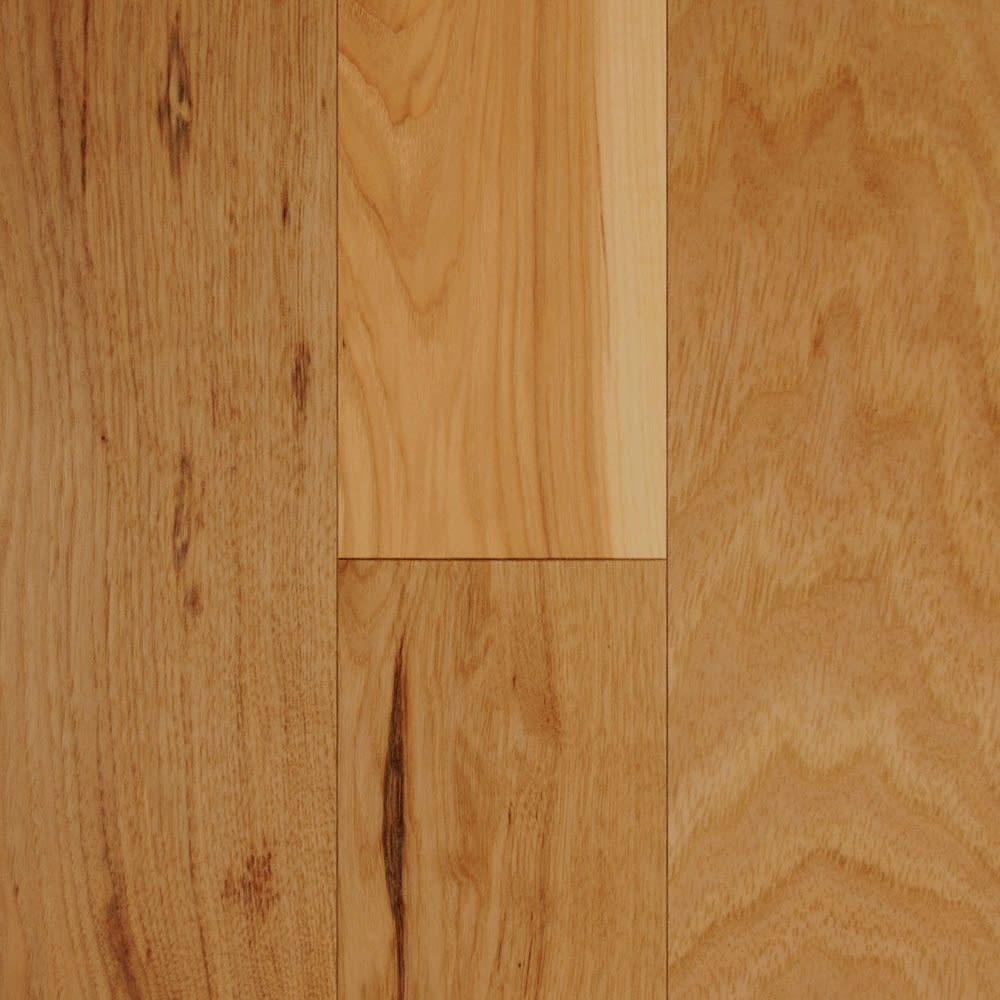 1/2 in. x 5 in. Matte Hickory Natural Engineered Hardwood Flooring