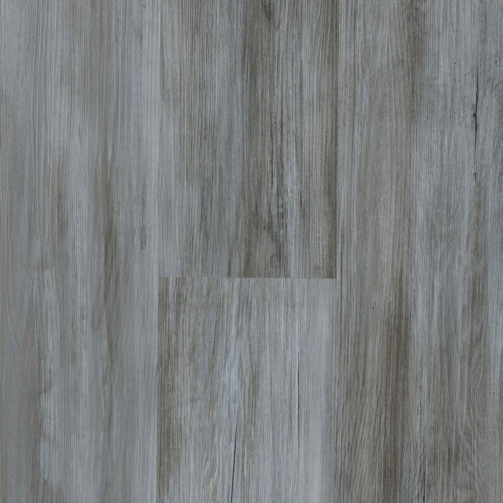 5mm+pad Paris Blue Pine Rigid Vinyl Plank Flooring