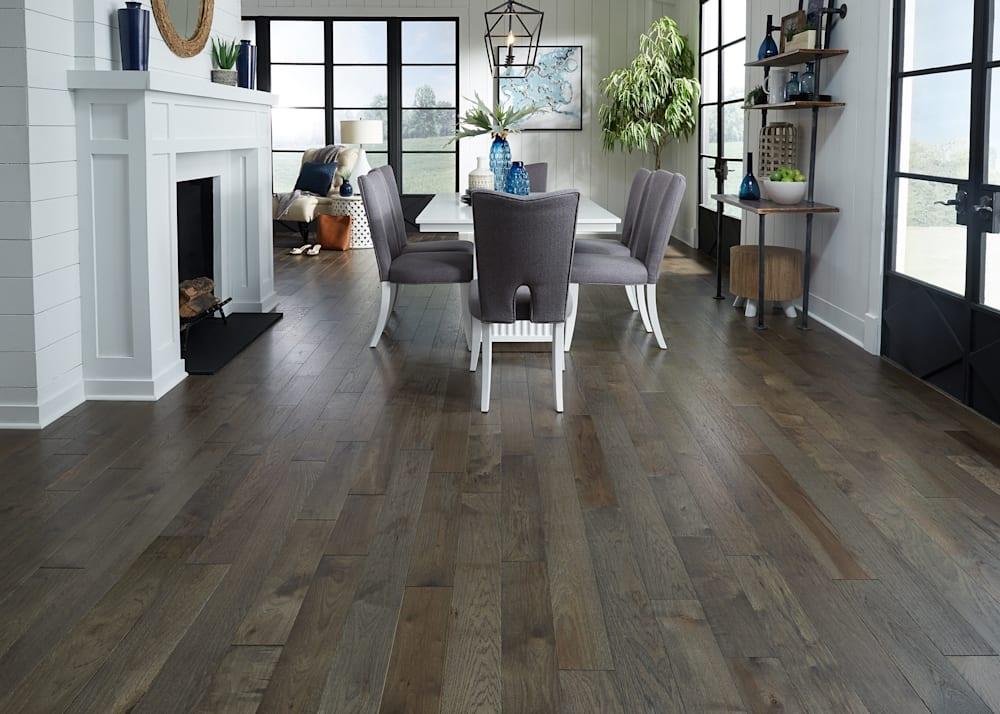 3/4 in. x 5 in. Bristol Tavern Hickory Solid Hardwood Flooring