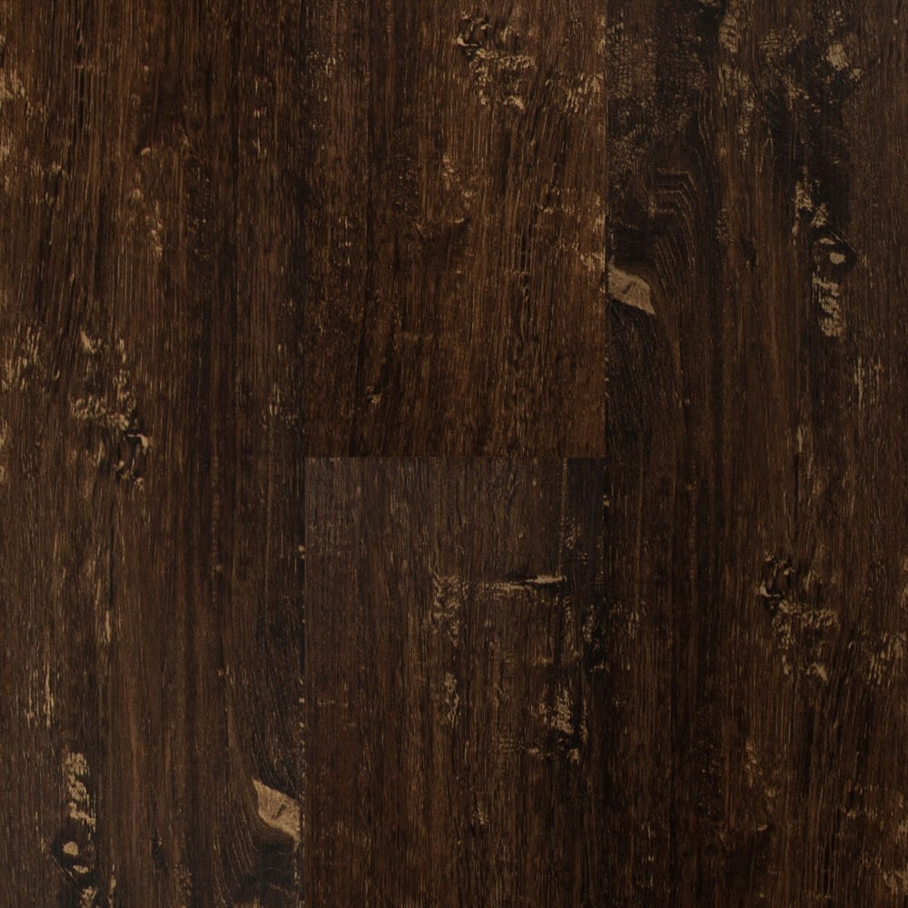 "Tranquility XD ""Clear Lake Chestnut"" - 4mm Luxury Vinyl Plank"