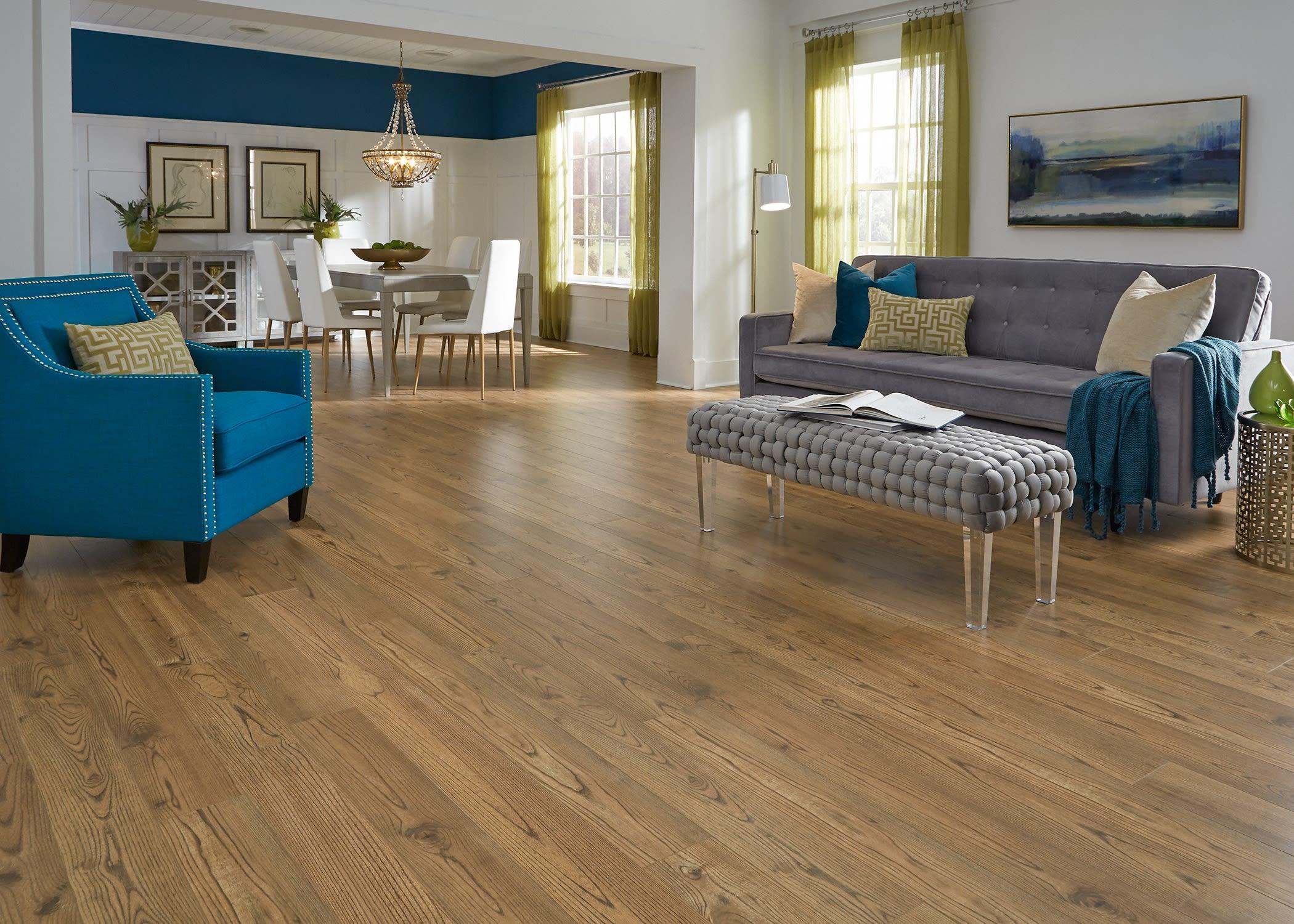 Golden Gate Oak Laminate Flooring