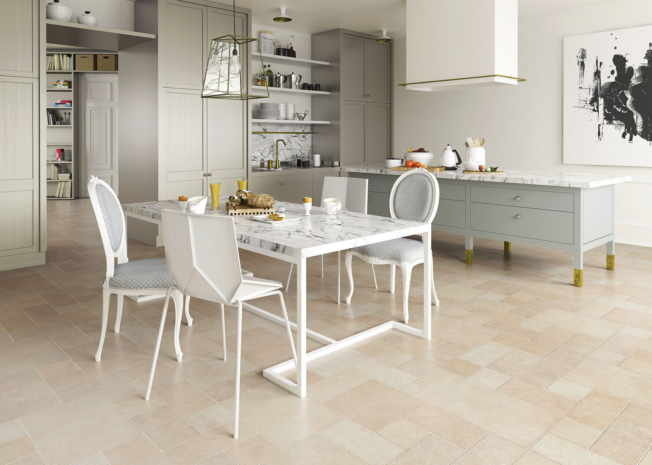 Water-Resistant Laminate Flooring