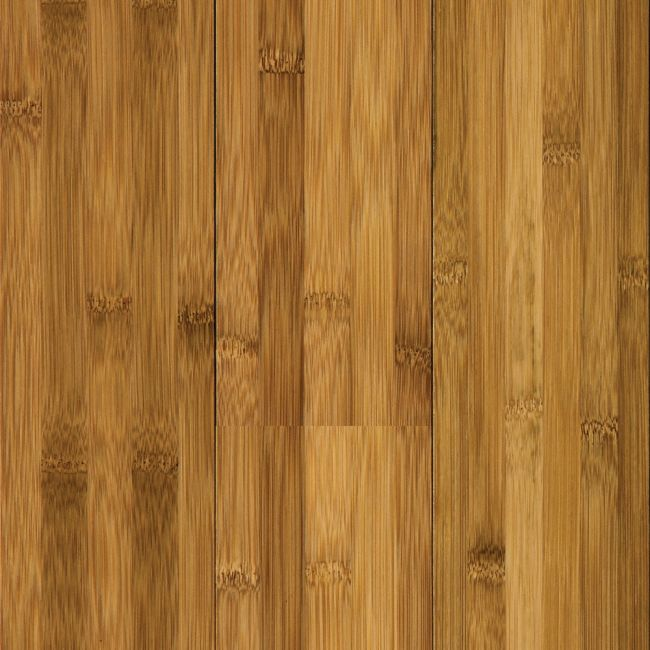 Carbonized Smooth Solid Bamboo