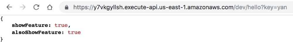 This updates the API response from our endpoints immediately