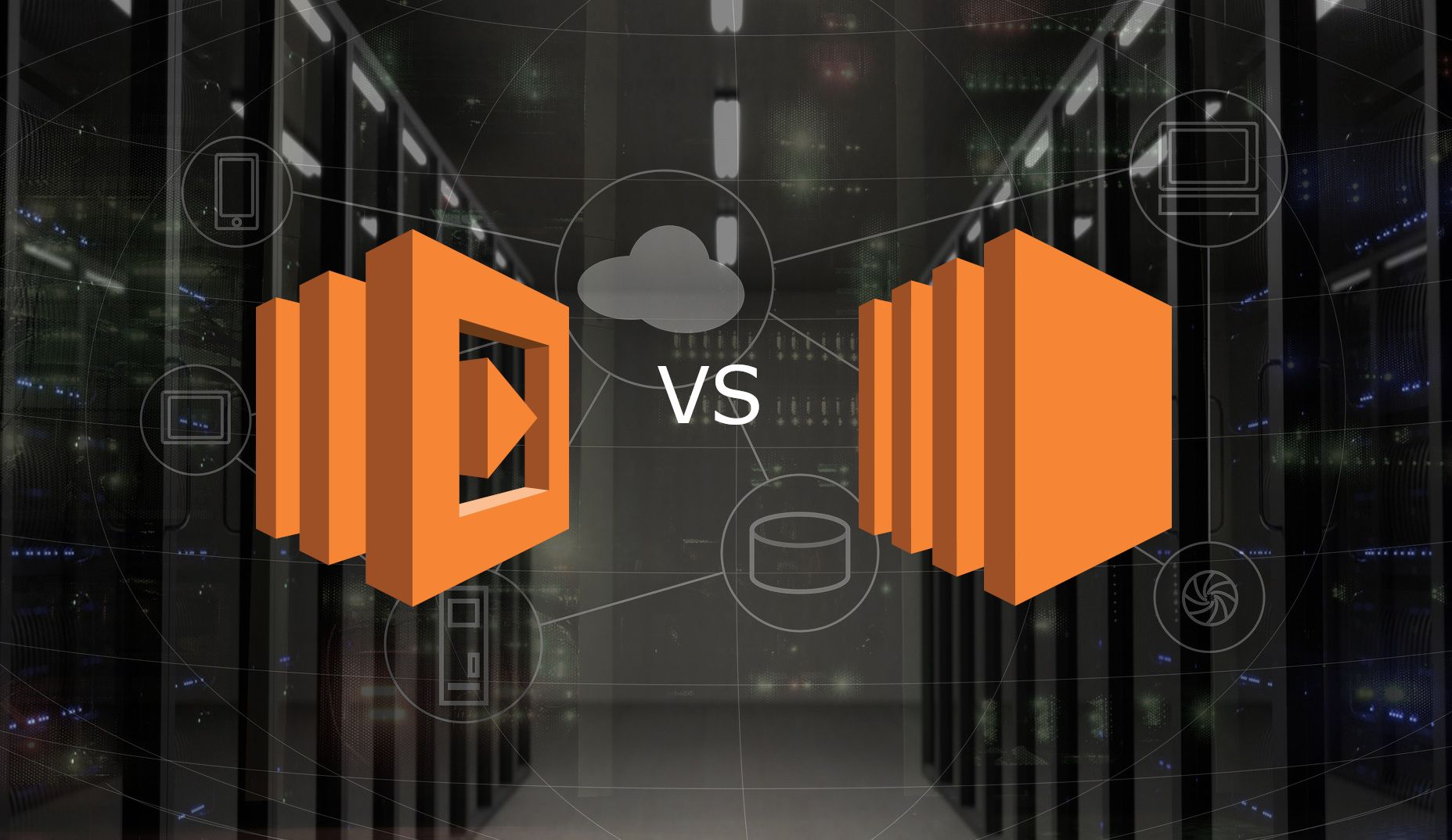 Cloud computing showdown! Amazon Web Services EC2 vs AWS Lambda