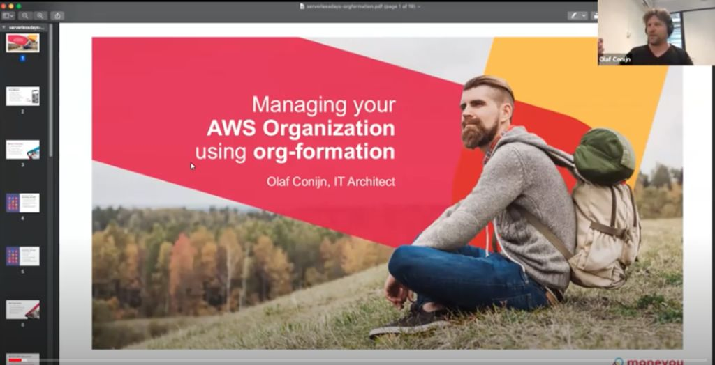 Mastering AWS Orgs