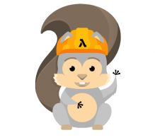 AWS SAM (Serverless Application Model) mascot