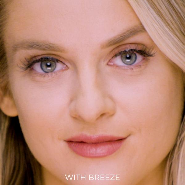 After Breeze Airbrush Makeup Application