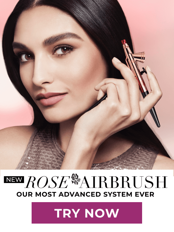 Rose Airbrush System - The most advanced airbrush system