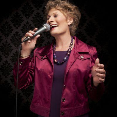 Photo of Wendy Lomnes, jazz vocalist