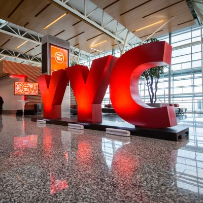 Photo of YYC Calgary International Airport