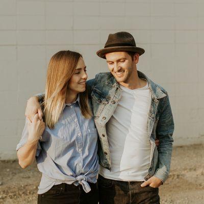 Photo of Jess & Robb