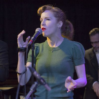 Photo of Alex Pangman