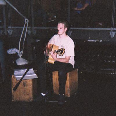 Photo of Sam Stevenson