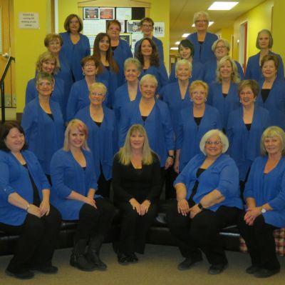 Photo of Alberta Gold Chorus