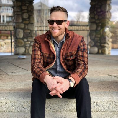 Photo of Justin Wensley