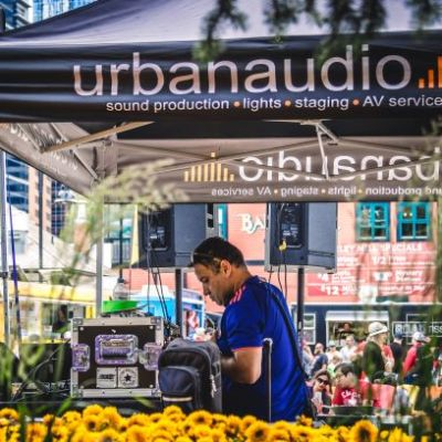 Photo of Urban Productions - Summer Festival Bookings