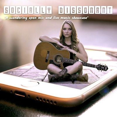 Photo of Socially Dissonant - A Wandering Open Mic!