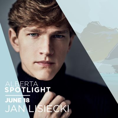 Photo of Jan Lisiecki