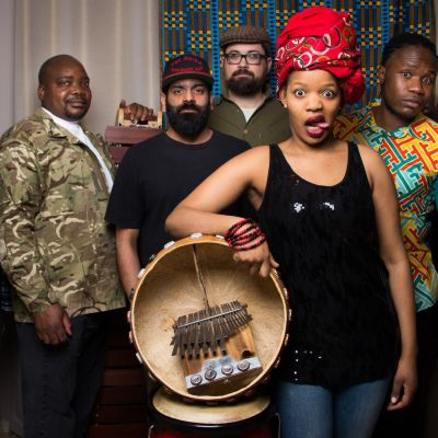 Photo of The Mbira Renaissance Band