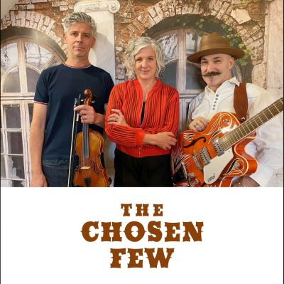 Photo of The Chosen Two/The Chosen Few