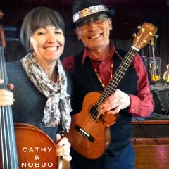 Photo of Cathy and Nobuo