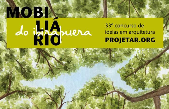 Até 13/01/20 - Concurso para mobiliário do Parque Ibirapuera
