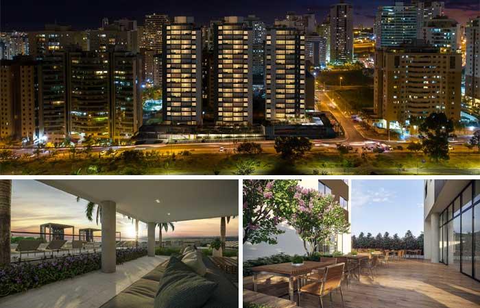 Eduardo Estrela integra a paisagem urbana