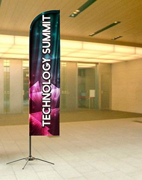 Bowhead Banners Indoor Display Options