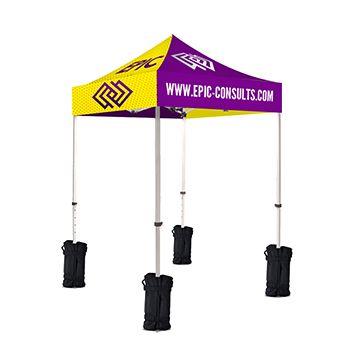 Custom Canopy Tents Heavy Duty Sandbags Accessory