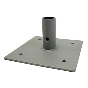 Pole Banners Wall Mount Base Accessory