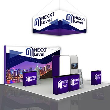 Pop Up Displays for Events Options
