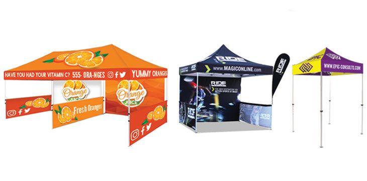 Custom Canopy Tents Profile