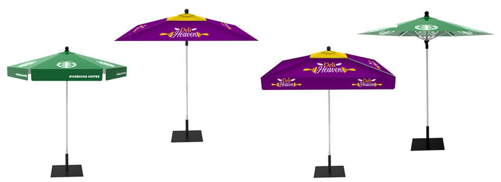 Custom Market Umbrellas Profile
