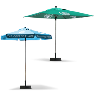 Buy Custom Market Umbrellas Online