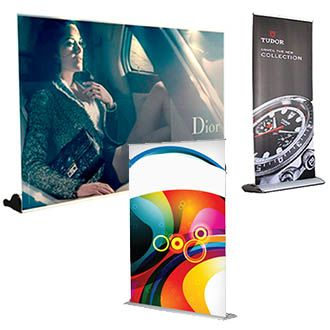 Buy Retractable Banner Stands Online