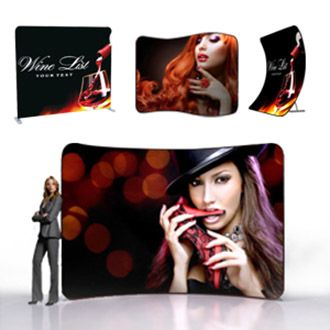 Buy Tension Fabric Displays Online