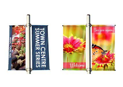 Buy Rectangular Flag Banners Online
