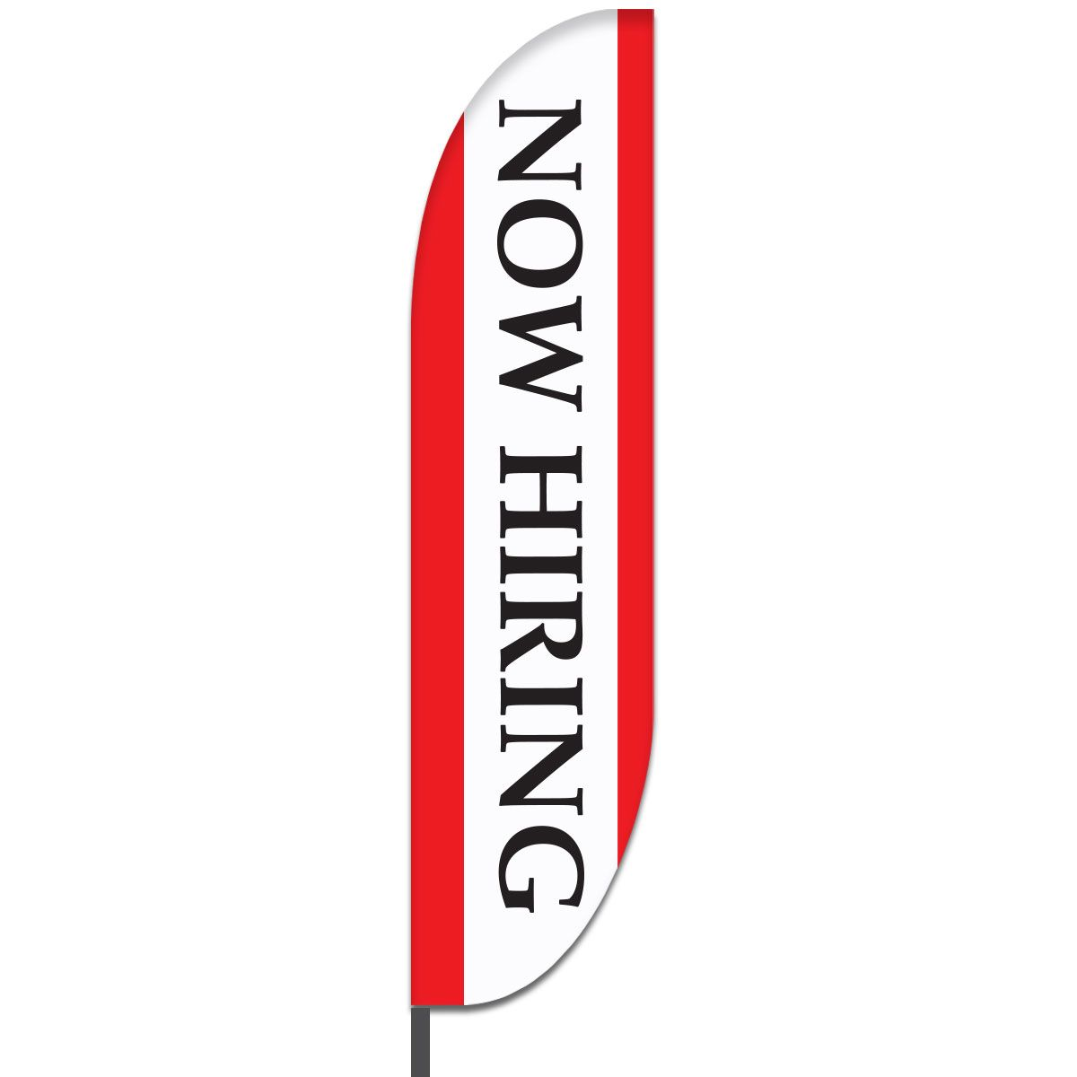 Now Hiring Flags Design 02