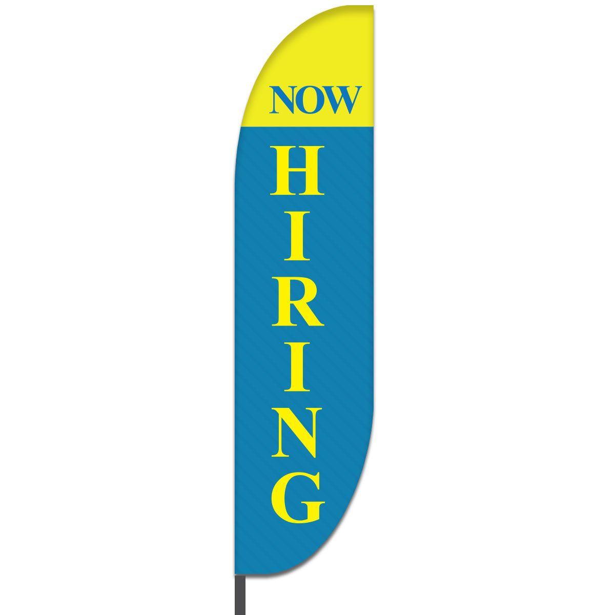 Now Hiring Flags Design 04