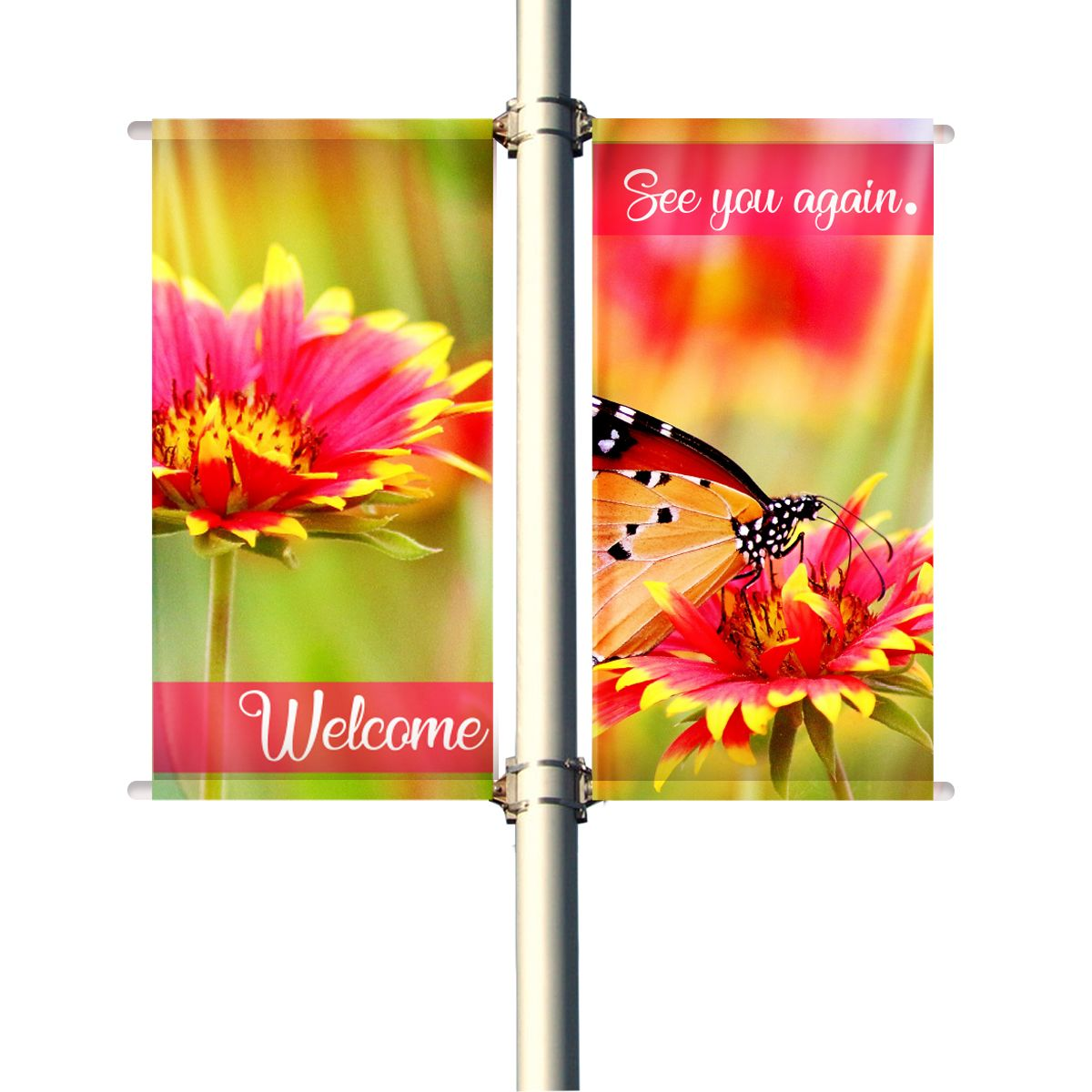 Pole Banners 18