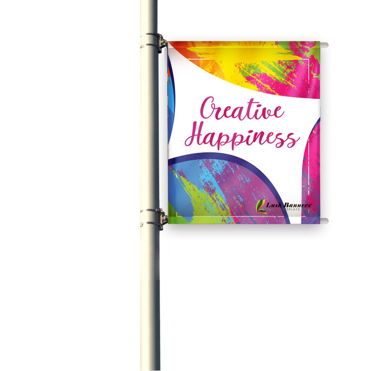 Pole Banners 30
