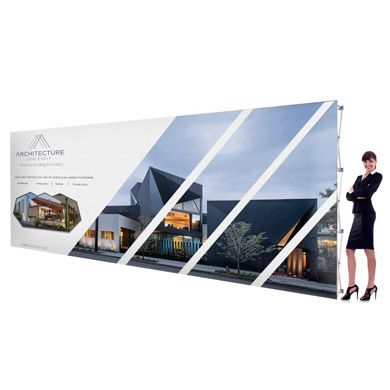 20ft Pop Up Display (Straight)